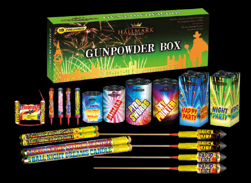 Gunpowder Selection Box