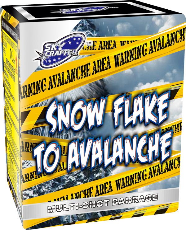 Snow Flake To Avalanche